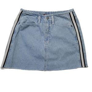 Women's Squeeze Jeanswear Skirt Sz 7/8